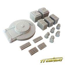 TTCombat City Scenics - DCSRA009 - Bank Accessories 1
