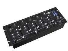 """OMNITRONIC EMX-5 19"""" 5-Kanal Club-DJ-Mixer"""