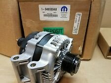 New Mopar OEM 4801834AB Alternator / Generator High Output 220AMP