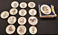 (14) Hummell & Goebel Collector Plates Annual, Christmas, Bicentennial