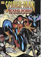 1994 Spider-Man Round Robin #1 VF/NM 1 ST Print Marvel Comics FREE BAG/BOARD