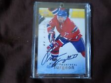 1996 be a player pierre turgeon auto canadiens sabres islanders #s152