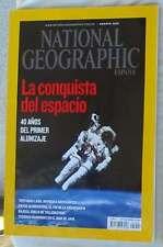 NATIONAL GEOGRAPHIC ESPAÑA - VOL. 25 - Nº 2 - AGOSTO 2009 - VER SUMARIO