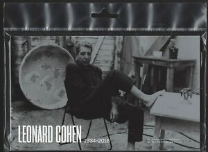 2019   Canada     LEONARD COHEN     Brand New 2019  Sealed Set