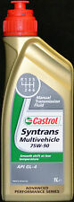 1 Liter Castrol SYNTRANS MULTIVEHICLE 75W-90 Schaltgetriebeöl MB 235.72 FORD