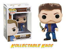 Supernatural - Dean with First Blade Pop! Vinyl Figure(RS)