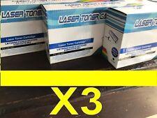 TN660 Toner For Brother  MFC-L2700DW L2720W DCP-L2520 L2740 L2300 L2320 3PK