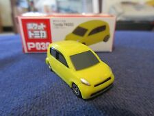 Tomica Taito Prize Half Size P030 Toyota Passo YELLOW HO Scale 1:87