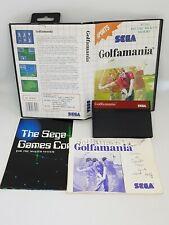 Golfamania   SEGA Master System
