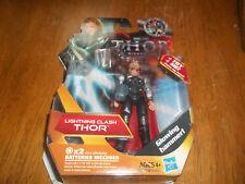 Thor Lightning Clash Glowing Hammer   NIP