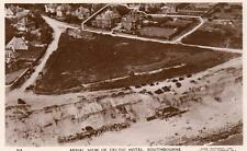 Air Aerial Celtic Private Hotel Southbourne Bournemouth RP old pc Aero Pictorial