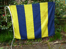 Royal Navy RN Royal Maritime Auxiliary Service RMAS Boat Flag Roped /& Toggled