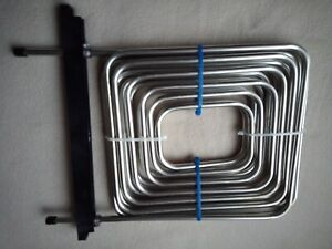 Stainless Steel Beer Cooling Coil 10 Metre, Wort Chiller