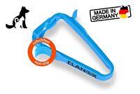 Zeckenzange ELANOX für Hund Katze Mensch Pferd Kinder Zeckenpinzette Zange