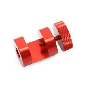 Universal 12mm Engine Spark Plug Gap Tool Gapper Gapping Sparkplug Caliper Red