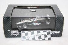 McLaren MP4-15 # 2 D. Coulthard • 2000 • HotWheels • 1:43