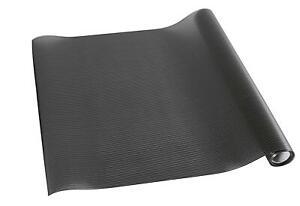 WENKO Antirutschmatte zuschneidbar 150x50cm schwarz Matte Küche Regal Schrank