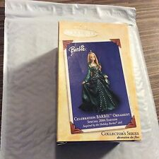 2004 Celebration Barbie Hallmark Ornament Special Edition Keepsake Ornament