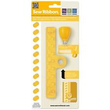 We R Memory Keepers Shoelace Sew Ribbon Tool, New, Free Shipping