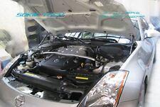 Carbon Fiber Strut Hood Stainless Damper For Nissan Sentra 180 pre-LCI 01-02