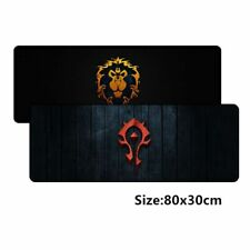 Gaming Mousepad Large for World of Warcraft Fashion Gamer Mouse Mat Desk Pad