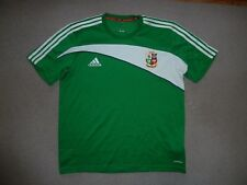 Large BRITISH LIONS RUGBY SHIRT IRELAND RUGBY camiesta maglia SA 2009