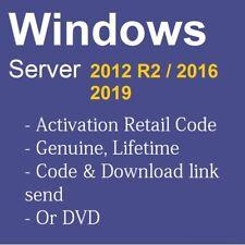 ACTIVE FOR WIN SERVER 2019 2016 2012R2 ESSENTIALS DATACENTER STANDARD; DVD