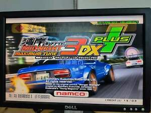 Namco N2 Hardware with Wangan Midnight Maximum Tune 3 DX Plus Tested Working