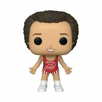 FUNKO POP Icons RICHARD SIMMONS Vinyl Figure TARGET EXCLUSIVE NEW IN DAMAGED BOX