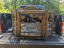 ORNATE Fireplace screen