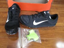New Nike Zoom XC Spikes Track Running Shoes MENS 5 WOMENS 6.5 Black 844132 001