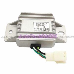 Safety Relay ME049233 R8T30171 For KATO Mitsubishi HD820ⅠHD820Ⅱ HD820Ⅲ HD1023