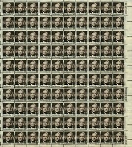 US #1397 14c LaGuardia Sheet MNH (BCV $43)