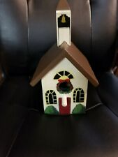 Solid Wooden Birdhouse