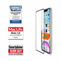 ARTWIZZ CurvedDisplay für [IPHONE 11, XR] SchutzGlas Displayschutz Glass B-Ware