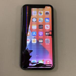 Apple iPhone 11 - 128GB - Black (TMobile) (Read Description) BG1130
