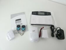 New Home GSM Alarm System 99+8 Zone starter pack