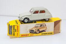 Dinky Toys Citroen Dyane Ref 1413 Made in Spain.  NO SOLIDO / CORGI / POLITOYS