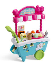 LeapFrog Scoop Learn Ice Cream Cart Leap Frog Iced Cream Stand * BRAND NEW