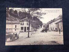 Cavet Pommier et Cie Euville France Vintage B&W Postcard Unposted