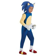 Child Sonic The Hedgehog Costume Rubies 881452 Medium