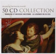 DEUTSCHE HARMONIA MUNDI: 50 CD COLLECTION NEW CD