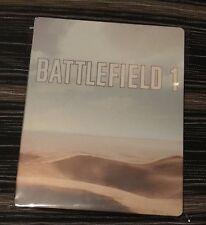 Battlefield 1 Enlisters Edition Steelbook Case Preorder Promo Xbox One 1 Ps4
