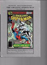 Amazing Spider-Man Marvel Masterworks Vol 18 Wolfman Andru Pollard HC 2016