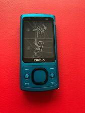 Nokia Slide 6700 - Blue (Unlocked) Mobile Phone