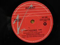 Agent 45 I Can't Hold Back bw Cant Stop - Virgin VG+