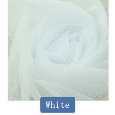Soft Tutu Fabric Mesh Net Tulle Wedding Decor Spool Gift Yard Dress Material Bow