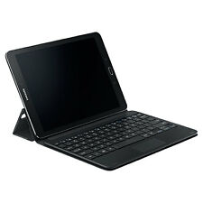 **100% Original Samsung Galaxy Tab S2 9.7 Keyboard Book Cover - Black