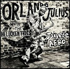ORLANDO WITH THE HELIOCENTRICS JULIUS - JAIYEDE AFRO  CD NEW+