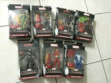 (Set of 7+1) MARVEL Legends Avengers Infinite wave 3 BAF HULKBUSTER MISB Ref:64